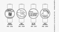 El reloj circular de Samsung tendría una cámara y software de reconocimiento de objetos