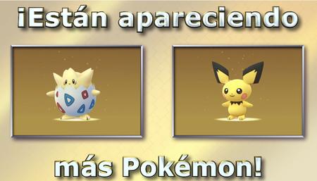 Nuevos pokémon llegan a Pokémon Go, junto con otras sorpresas navideñas