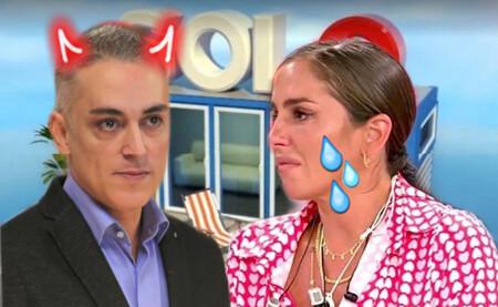 El llanto sin consuelo de Anabel Pantoja: la marioneta de Mediaset está 'Sola' y hundida tras las palabras del diablillo de Telecinco, Kiko Hernández