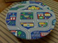 Hazlo tú mismo: una mesa de juegos con tela