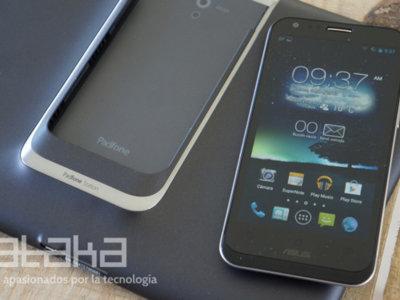 Se filtran los detalles del próximo híbrido entre móvil y tableta de ASUS: El Padfone S2