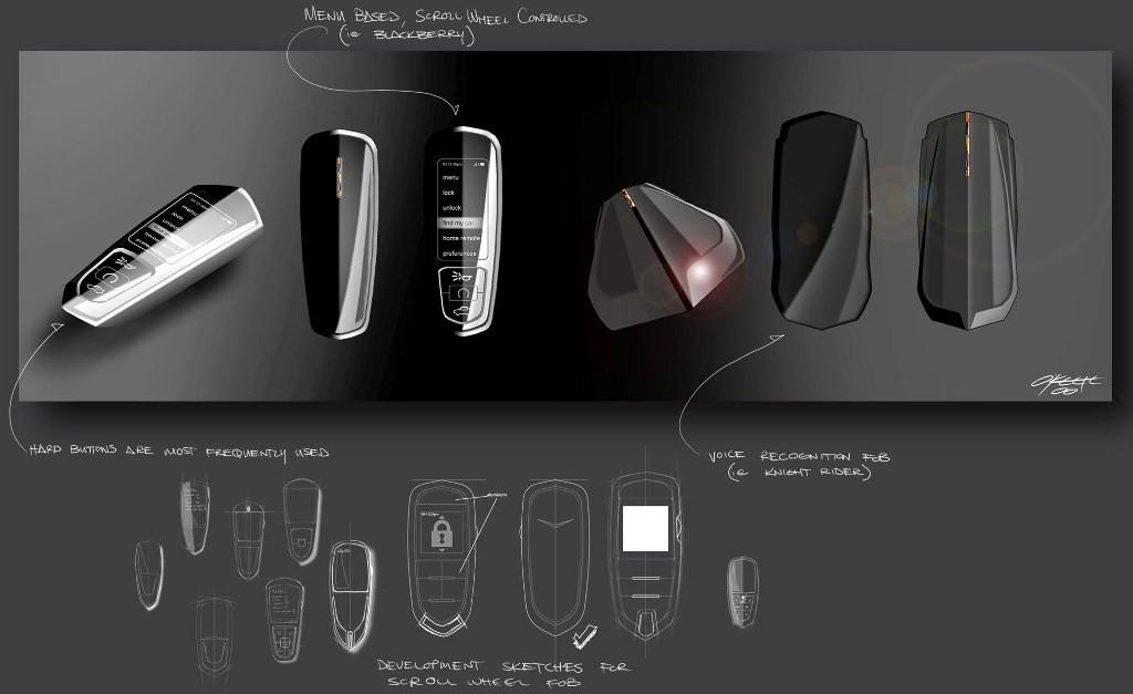 Foto de Futuristas prototipos de interiores de General Motors (1/7)