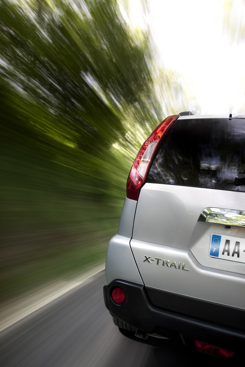 Foto de Nissan X-Trail 2010 (27/32)