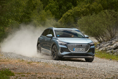 Audi Q4 50 e-tron quattro 2021: todos sus precios para España