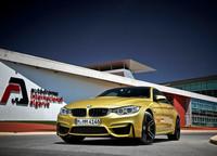 BMW M4 Coupé en Algarve