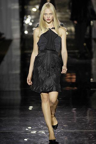 Sasha Pivovarova, la modelo que quería ser pintora
