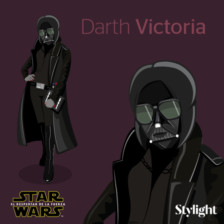 Stylight Star Wars Darth Victoria2