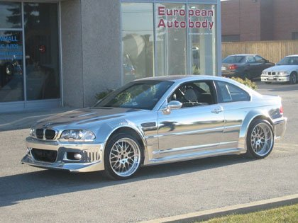 bmw m3 chrome edition. Black Bedroom Furniture Sets. Home Design Ideas