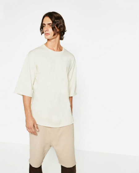 Zara Man Streetwise Collection Piped Seam T 900x1115