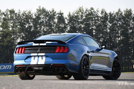 Ford Mustang Shelby Gt500 Mexico 3