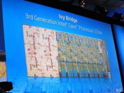 Más sobre Ivy Bridge de Intel, sus transistores y su arquitectura