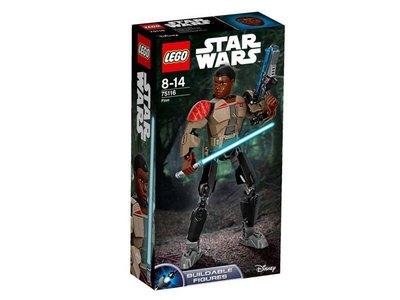 La figura de Finn de Lego Star Wars ahora sólo cuesta 9,99 euros en Amazon