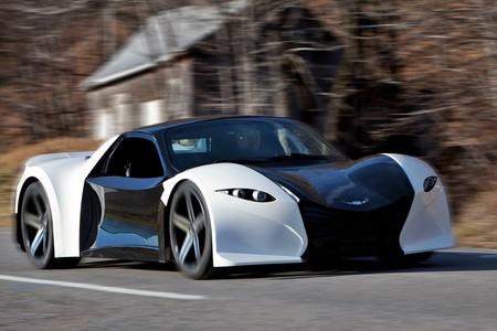 Con 2,0 segundos de 0-96 km/h, el Tomahawk de Dubuc Motors aniquila al Challenger SRT Demon