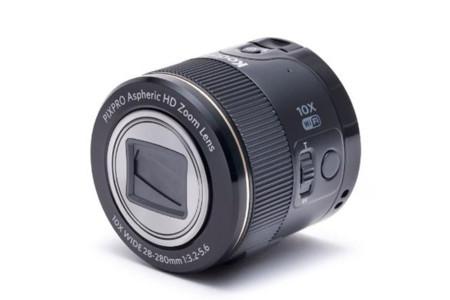 Kodak presenta rivales para las Sony QX: cámaras-accesorio para nuestros dispositivos móviles