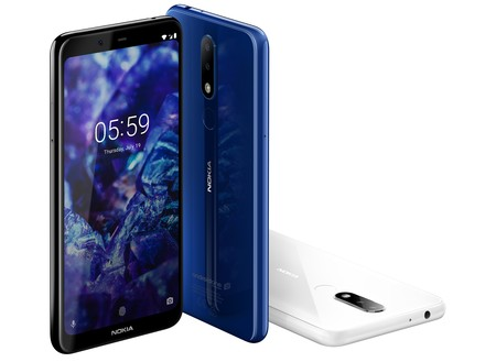 Nokia 5.1 Plus llega a México, este es su precio
