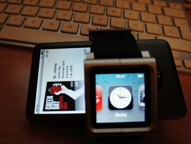 iPod Classic y nano