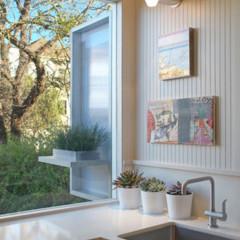 Foto 2 de 10 de la galería puertas-abiertas-una-cocina-amplia-y-funcional en Decoesfera