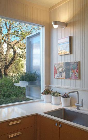 Foto de Puertas abiertas: una cocina amplia y funcional (2/10)