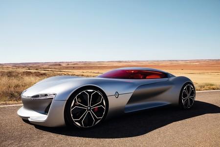 Renault Trezor, así de sugerentes y rápidos serán los futuros deportivos de la marca francesa