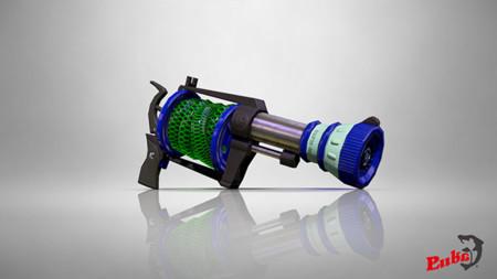 ¡Destroza a tus enemigos con un sólo disparo! Splatoon recibirá hoy en la noche una nueva arma llamada H-3 Nozzlenose