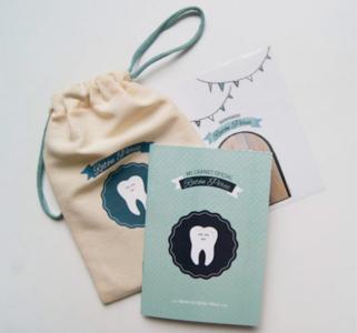 Kit de Bienvenido Ratón Pérez para la caída de los primeros dientes