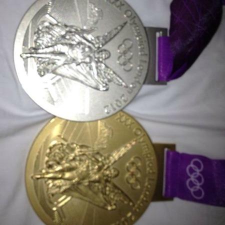 Medallas Phelps