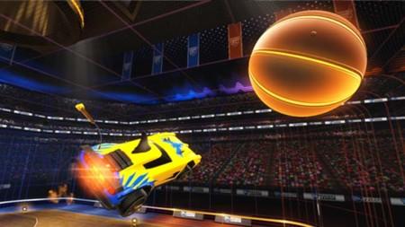 Rocket League por fin nos muestra más del modo Hoops y estará licenciado por la NBA