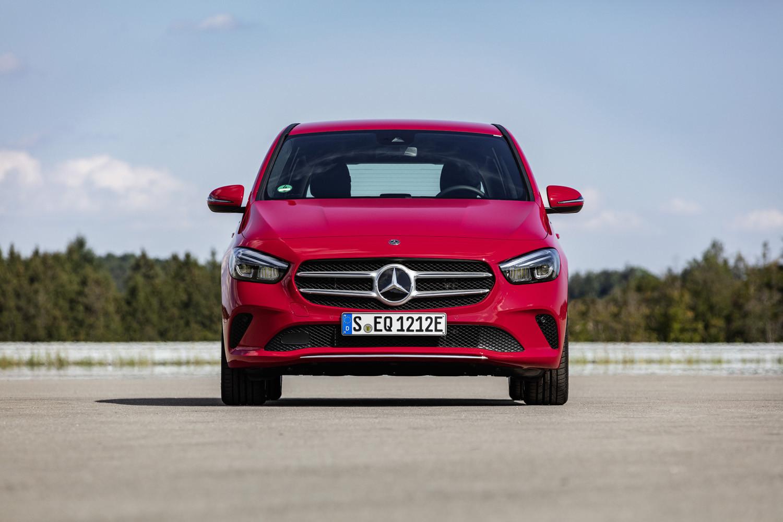 Foto de Mercedes-Benz A 250 e y B 250 e (31/34)
