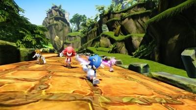 Sega anuncia Sonic Boom, un nuevo juego con el que pretende renovar la franquicia