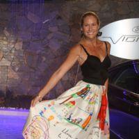 Fiona Ferrer modo playa