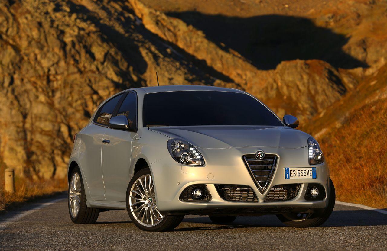 Foto de Alfa Romeo Giulietta 2014 (37/38)