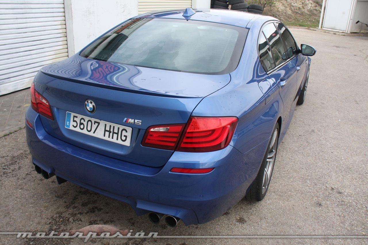 Foto de BMW M5 (Prueba) (30/136)