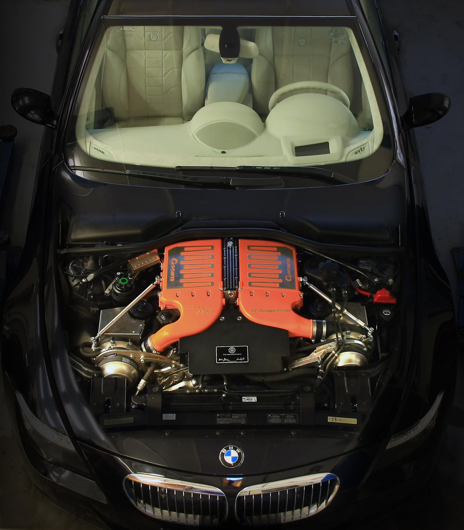 Foto de G-Power BMW M6 Coupé Interior (2/14)