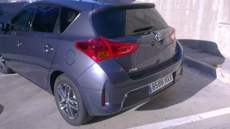 Toyota Auris 2014 Feel!