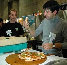 Estrellas Michelín para las pizzerías