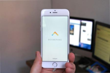 Instagram lanza Boomerang, una aplicación para crear videos en bucle fácilmente