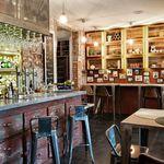 Hache Restaurante, ambiente vintage a ritmo de jazz frente al Palacio Real