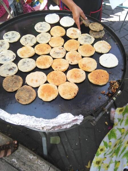 Bocol o gordita huasteca: delicatessen de la cocina tradicional mexicana