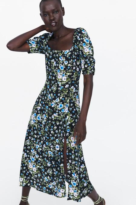 Zara Estampado Floral 06