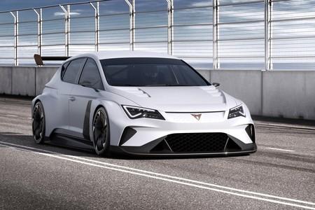 Cupra E Racer 2019