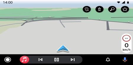 TomTom AmiGo llega a Android Auto: el navegador GPS gratuito ya es una alternativa a Google Maps y Waze