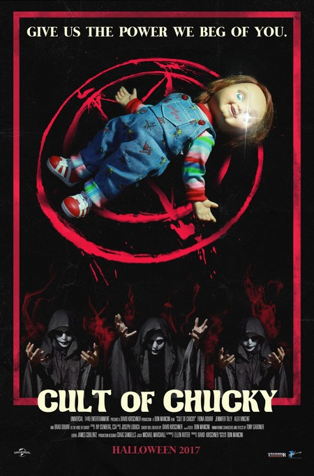 Cult Of Chucky Front
