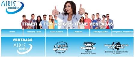 Airis lanza su propio operador móvil virtual bajo cobertura Orange