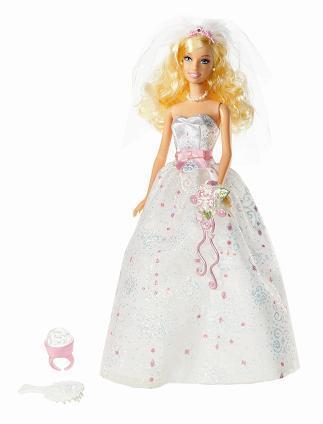 Barbie y el vestido de novia perfecto