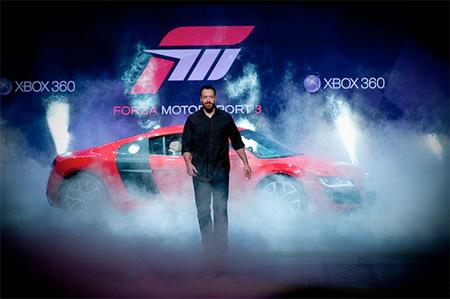 Forza 3 en el E3