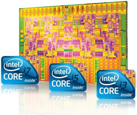 Intel badges