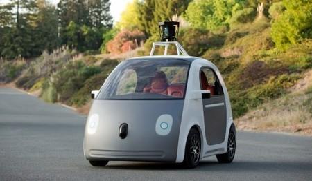 Coche Autonomo Google Nuevo
