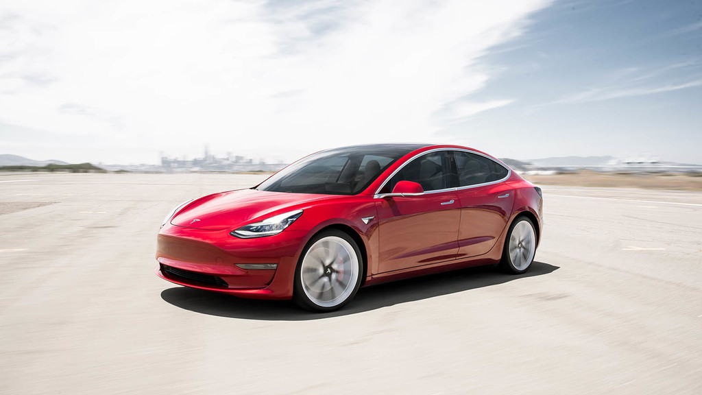 Analizan el Tesla Model 3: