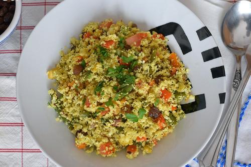 Tu dieta semanal con Vitónica: menú vegetariano reducido en hidratos