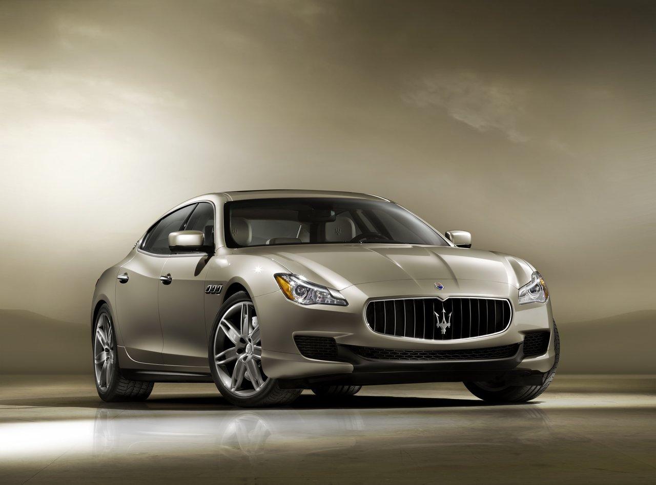 Foto de Maserati Quattroporte (2013) (11/47)